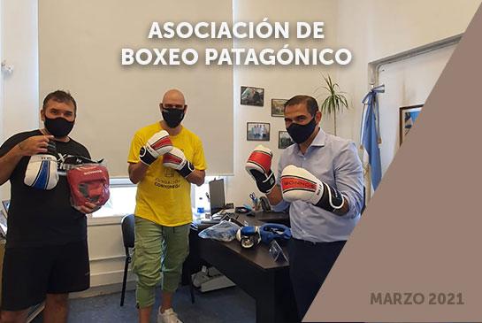 Asociación de Boxeo Patagónico - Elementos Deportivos
