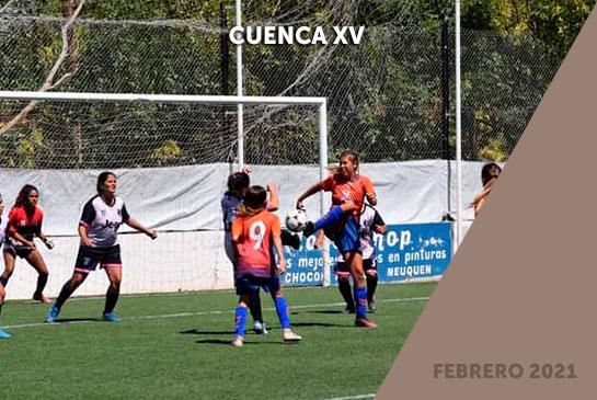 Cuenca XV - Transporte Fútbol Femenino