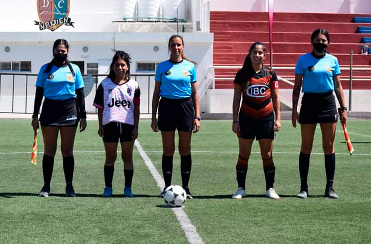 Cuenca XV - Fútbol Femenino