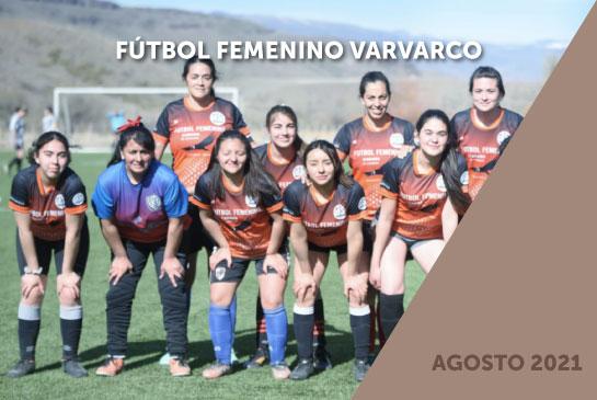 Equipo Femenino Varvarco - Colaboración para camisetas