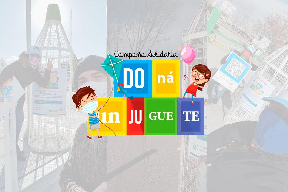 La Fundación Conygriega se suma a la campaña solidaria de la cooperativa CALF para el día de la niñez